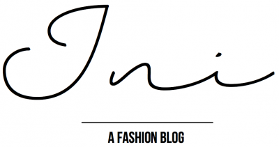Ini A Fashion Blog -